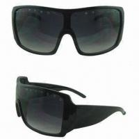 Wholesale Men's Plastic Modern Designer Sunglasses, Fashionable from china suppliers