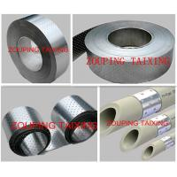 Wholesale perfored aluminium strip for ppr pipe from china suppliers
