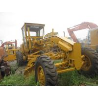 Wholesale 12G Motor grader Caterpillar G12 in Belgium from china suppliers