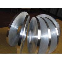 Wholesale Thin Aluminium Metal Strips AA1235 / 8011 H14 / H16 Min 20mm Width Heat Insulation from china suppliers