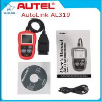 Wholesale Auto Diagnostic DIY Code Reader Autel AutoLink AL319 OBD2 Code Scan Tool Autel Car Scanner Update On Official Website from china suppliers