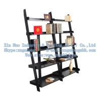 Wholesale Wooden ladder shelves, wooden display rack, wooden display stand, wood storage rack from china suppliers