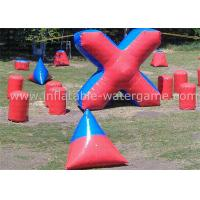 Wholesale Professional Airtight Inflatable Paintball Bunker Field 3 - 7 Days Lead Time from china suppliers