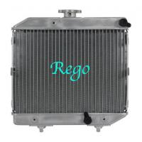 Wholesale Aluminum ATV Auto Radiator Replacement For Honda Trx High Performance from china suppliers