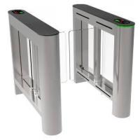 Wholesale Goldantell Bi-Directional Flap Barrier Gate Turnstile Eith Fingerprint & RFID All In One from china suppliers