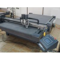 Wholesale Cardboard paper box sample cutting table production cutter machine from china suppliers
