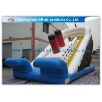 Wholesale Popular Titanic Commercial Inflatable Water Slides Double Sided Outdoor from china suppliers