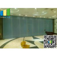 Wholesale Tranining Room Folding Partition Walls Soundproof Sliding Partition from china suppliers