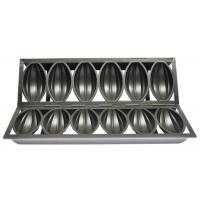 Wholesale 6 Straps Bomb Mould Cake Baking Pan With Aluminium Coating , Non - Stick from china suppliers
