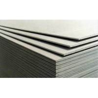 Wholesale 9mm Reinforced Fiber Calcium Silicate Insulation Board Free Asbestos Eco Friendly from china suppliers