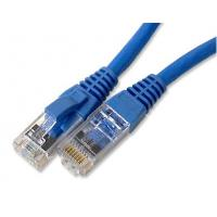 Buy cheap 4 pair 26AWG FTP / STP / SFTP cat5e patch cables wires with rj45 8p8c from wholesalers