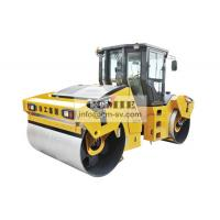 Wholesale Hydraulic Double Drum High Frequency Vibratory Road Roller XD123 from china suppliers