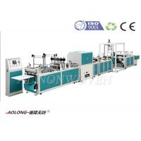 Wholesale Auto D-Cut / Handle Bag Pp Non Woven Bag Making Machine 220v/380v from china suppliers