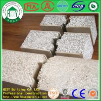 Wholesale Lightweight Heat Insulation Waterproof Solid Eps Sandwich Wall Panel from china suppliers