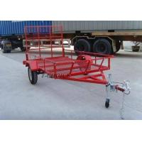 Buy cheap Powder Coated ATV Trailer from wholesalers