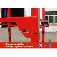 Wholesale Red Corrosion Protection Stacking Shelves Garage Storage Shelving w1200*d1200*h1280mm from china suppliers
