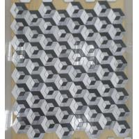 Wholesale hot sales of the beautiful and new of the white,black and grey colour of mosaic from china suppliers
