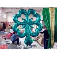 2m Customized Inflatable Clover for Party, Wedding and Exhibition Supplies
