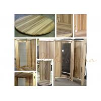 Wholesale Outdoor Barrel Showers sauna cabins For Camp , Backyard , Pool Side And Near Ocean Homes from china suppliers