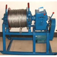 Wholesale High Efficiency Slip Way Winch Marine Tool Liting Pulling Winch for Drilling from china suppliers