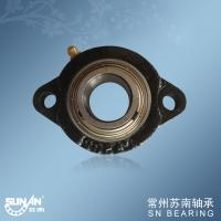 Wholesale Custom Cast Iron Pillow Block Bearing For Chemical Machinery SBLF205-16 from china suppliers
