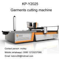 Wholesale Auto Gerber Cutter 2m Cloth Sample Cutting Machine For Ladies Fashion Dresses from china suppliers