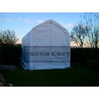 Buy cheap 3.5m wide,Low cost Boat Shelter Tent,Outdoor Storage Tents,Fabric Shelters from wholesalers