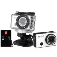 Wholesale 5.0MP WDV5000 Full HD 1080P Underwater Action Sport Camera CAM WiFi DV Camcorder WIFI from china suppliers