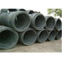 Wholesale ASTM AISI Wire Rod Steel Q195 / Q235 / SAE 1006/SAE 1008 5.5mm 6.5mm 8-14mm from china suppliers