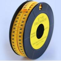 Buy cheap EC-J type wire cable marker from wholesalers