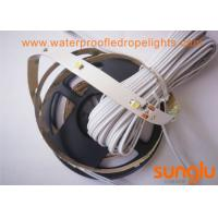 Wholesale 12Vdc Flex LED Strip Lights 2.8W SMD3528  / 4500K Cabinet LED Tape Lighting from china suppliers