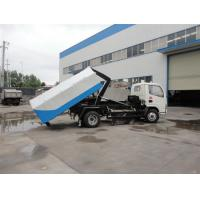 Wholesale 4cbm hydraulic lifting mini garbage truck for sale from china suppliers