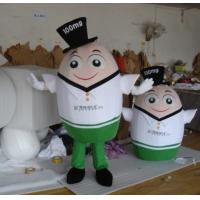 Wholesale adult plush customized character mascot costumes for advertisement from china suppliers