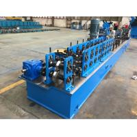 Wholesale High Speed Profile Angle Roll Forming Machine with notching 3mm from china suppliers