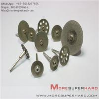 """Wholesale Diamond Cutting Wheel, 10PCS 1/8"""" Diamond Cutting Discs Cut-off Wheel Blades Set For Dremel Rotary Tool by Lukcase from china suppliers"""