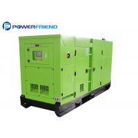 Buy cheap Industrial 120kw 150kva Silent Type Fawde Diesel Generator Soundproof Silent Generator Set from wholesalers