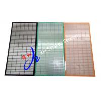 Wholesale Replacement Mi Swaco Shaker Screens with Higher Throughput Longer Life for Mongoose Shale Shaker from china suppliers