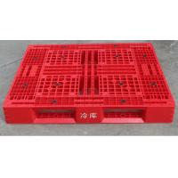 Wholesale Durable Cold Room Food Grade Storage Plastic Pallet With Steel Tube from china suppliers