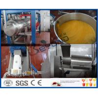Wholesale Mango Processing Equipment Mango Juice Processing Plant , Mango Juice Extractor Machine from china suppliers