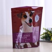 Wholesale Dog feed / cat horse / bird / pig Pet Food Pouch , aluminum foil pouch with zipper from china suppliers