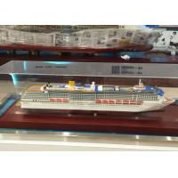 Wholesale Creative  Plastic Cruise Ship Models Costa Atlantica Cruise Ship Shaped Restore from china suppliers