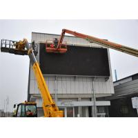 Wholesale P 10.42 mm 8000 nits Brightness Full Color Outdoor LED Video Wall With Synchronous Control from china suppliers