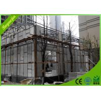 Wholesale Waterproof Concrete Prefab House Made By EPS Cement Sandwich Panels from china suppliers