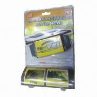 Wholesale wiper blade wiz-ard, wiper wizard, make your old windshield wipers look like new. from china suppliers