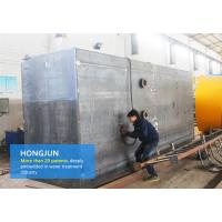 Wholesale Integrated Sea Water Purification System , Seawater To Drinking Water Machine from china suppliers