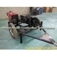 Wholesale Motor power Capstan Winch Capstan Winch – trailer from china suppliers