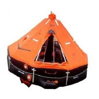 Wholesale 6 persons marine inflatable SOLAS standard life raft for hot sales from china suppliers