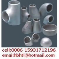 Wholesale pipe fittings/ elbow/ reducer/ tee/ cap from china suppliers