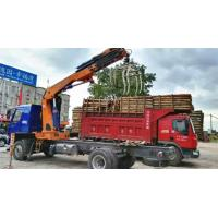 Quality Custermizing Truck loading crane 8 ton at 2m, truck mounted crane, SQ160ZB4, best knuckle boom    WhatsApp:8615271357675 for sale
