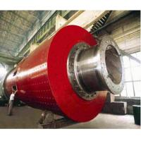 Quality Heavy Steel Casting Parts / Ball Mill Casted Steel Hollow shaft for sale
